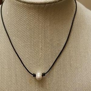 Genuine Baroque Pearl Necklace